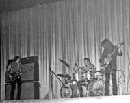 Cream - Mar 31, 1968 at Houston Music Hall