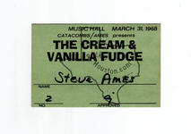 Vanilla Fudge - Mar 31, 1968