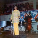 Dionne Warwick - Jul 14, 1968 at Sam Houston Coliseum