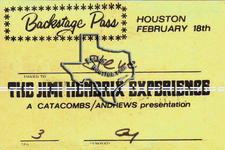 Jimi Hendrix - Feb 18, 1968 at Houston Music Hall