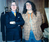 Tiny Tim - 1968 at Houston Music Theater