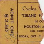 Grand Funk Railroad - Oct 31, 1969 at Houston Music Hall