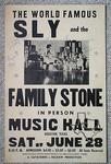 Sly & The Family Stone - 1969 at Houston Music Hall
