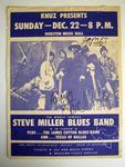James Cotton - Dec 22, 1968 at Houston Music Hall
