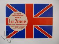 Led Zeppelin - Mar 29, 1970 at Hofheinz Pavilion