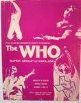 The Who - Jun 20, 1970 at Hofheinz Pavilion