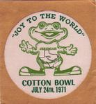 3 Dog Night - Jul 24, 1971 at The Cotton Bowl - Dallas, Texas