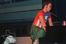 Elton John - May 20, 1971 at Sam Houston Coliseum