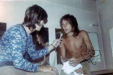 Faces (with Rod Stewart) - Jul 28, 1971 at Sam Houston Coliseum
