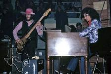 J. Geils Band - Oct 23, 1971 at Sam Houston Coliseum