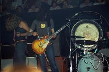 Led Zeppelin - Aug 25, 1971 at Sam Houston Coliseum