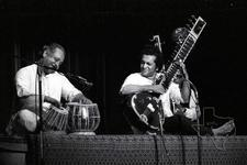 Ravi Shankar - Oct 8, 1971 at Houston Music Hall