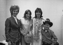David Cassidy - Mar 5, 1972 at Houston Astrodome