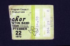 Joe Cocker - Sep 22, 1972 at Hofheinz Pavilion