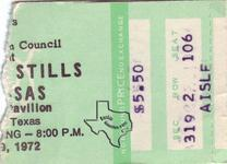 Manasas (Stephen Stills) - 1972 at Hofheinz Pavilion