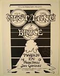 West Bruce & Lang - Mar 29, 1972 at Houston Music Hall