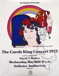 Carole King - May 16, 1973 at Hofheinz Pavilion