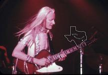 Johnny Winter - May 19, 1973 at Hofheinz Pavilion