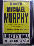 Michael Murphy - May 31, 1973 at Liberty Hall