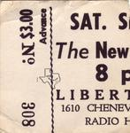 New York Dolls - Sep 15, 1973 at Liberty Hall