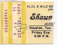 Shawn Phillips - Oct 26, 1973 at Houston Music Hall