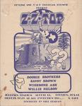 ZZ Top - Aug 12, 1973 at Jeppesen Stadium