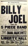 Billy Joel - Dec 19, 1974 at Liberty Hall