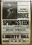 Bruce Springsteen - Mar 7, 1974 at Liberty Hall