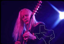 Johnny Winter - Mar 17, 1974 at Hofheinz Pavilion