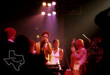 Stevie Wonder - Nov 16, 1974 at Sam Houston Coliseum