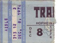 Trapeze - Dec 8, 1974 at Hofheinz Pavilion