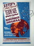 ZZ Top - Sep 1, 1974 at Memorial Stadium, Austin