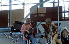Bad Company - Sep 1, 1974 at Memorial Stadium, Austin