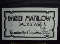 Barry Manilow - Nov 23, 1975 at Houston Music Hall