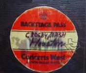 Crosby Stills and Nash (& Young), CSN&Y, CSN, Crosby / Nash - Oct 29, 1975 at Sam Houston Coliseum