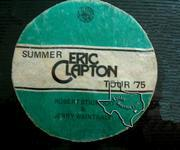 Eric Clapton - Aug 20, 1975 at Sam Houston Coliseum