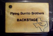 Flying Burrito Brothers - Nov 7, 1975 at Houston Room, University of Houston