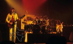 Foghat - Apr 25, 1975 at Hofheinz Pavilion