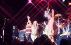 Black Oak Arkansas - Apr 25, 1975 at Hofheinz Pavilion