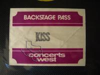 Kiss - Nov 19, 1975 at Sam Houston Coliseum