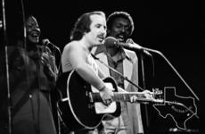 Paul Simon - Oct 31, 1975 at Jones Hall