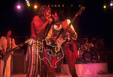 Faces (with Rod Stewart) - Sep 20, 1975 at Hofheinz Pavilion