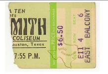 Aerosmith - Jun 24, 1976 at Sam Houston Coliseum