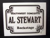 Al Stewart - Dec 15, 1976 at Houston Music Hall