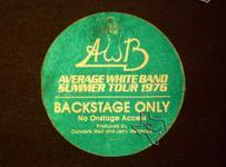 Average White Band - Jul 25, 1976 at Sam Houston Coliseum