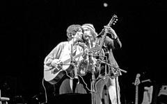 Joan Baez - May 8, 1976 at Hofheinz Pavilion