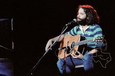 Dan Hill - 1976 at Cullen Auditorium