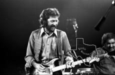 Eric Clapton - Nov 14, 1976 at Sam Houston Coliseum