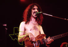 Frank Zappa - Oct 11, 1976 at Hofheinz Pavilion