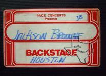 Jackson Browne - Nov 15, 1976 at The Summit